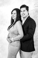 Susan y Francisco Engagement photography in Montebello studios, www.gustavovillarr