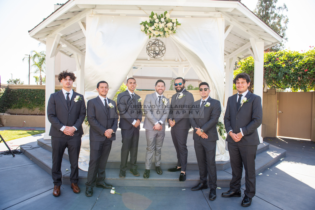 Daniela and Desiderio wedding celebration and ceremony at Quiet Cannon Banquet Hall in Montebello Ca. photo and video by Gustavo Villarreal photography