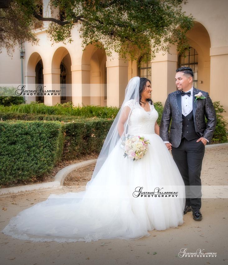 Liliana and Isaac wedding  celebration at Noor Restaurant Event Center in Pasadena Ca, photographer Gustavo Villarreal 323-633-8283