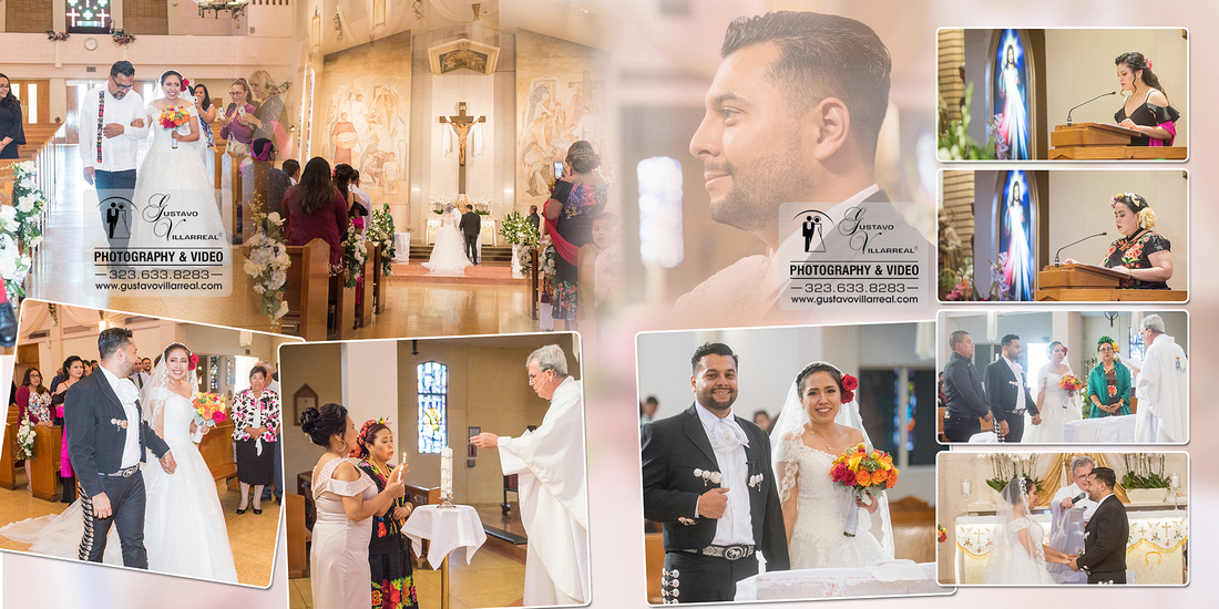 Wedding, Quinceaneras,  Sweet 16, family photos, Business headshots, photographer and videographer at Saint Anthony Catholic Church in San Gabriel Ca. Monterey Park, Montebello, El Monte, La Puente, C