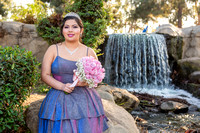Melissa quinceanera photo session at Kenneth Hahn State Recreation park in Los Angeles Ca, photographer, www.gustavovillarreal.com, 323-633-8283
